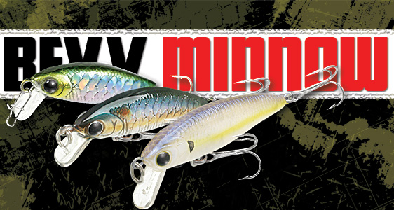 LUCKY CRAFT Bevy Minnow 40SP 198 Yamame Chart Back