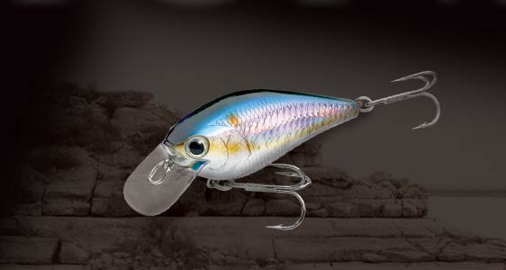 Lucky craft fresh water lure item list fat cb b d s for Lucky craft saltwater lures
